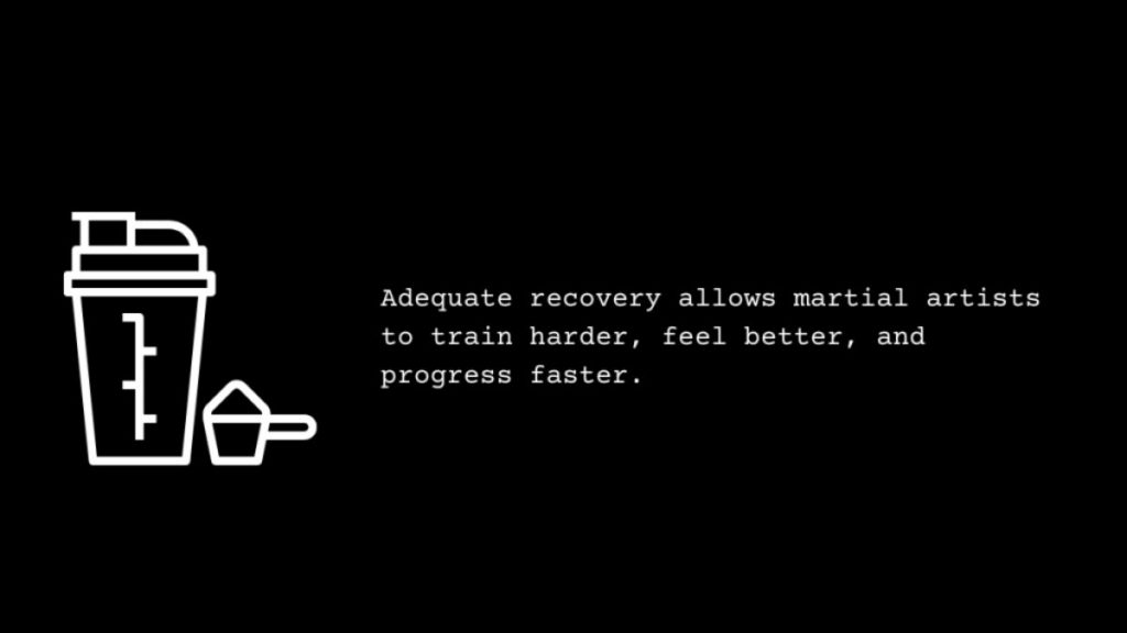recovery for mma