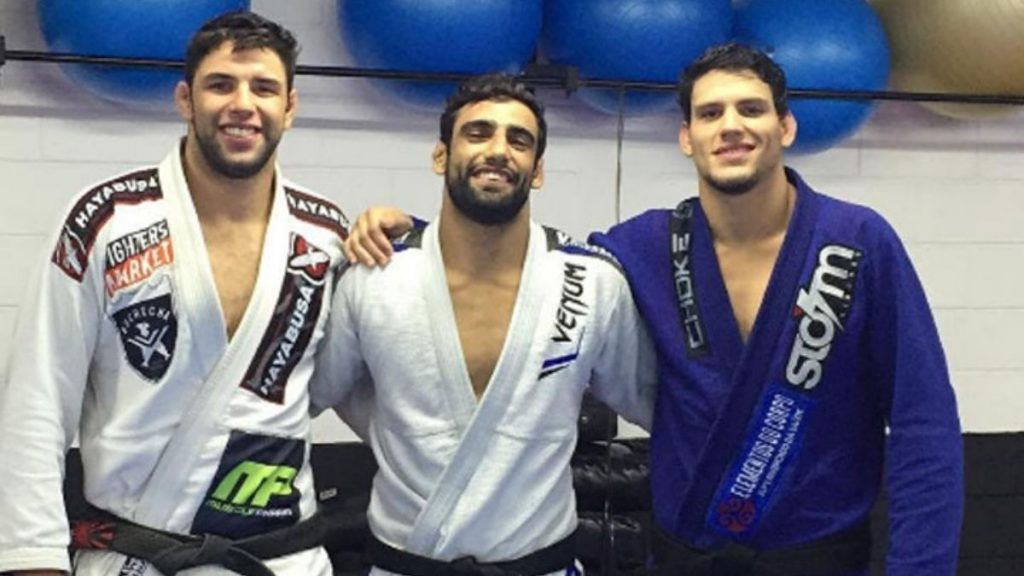 Leandro Lo best grapplers of all time