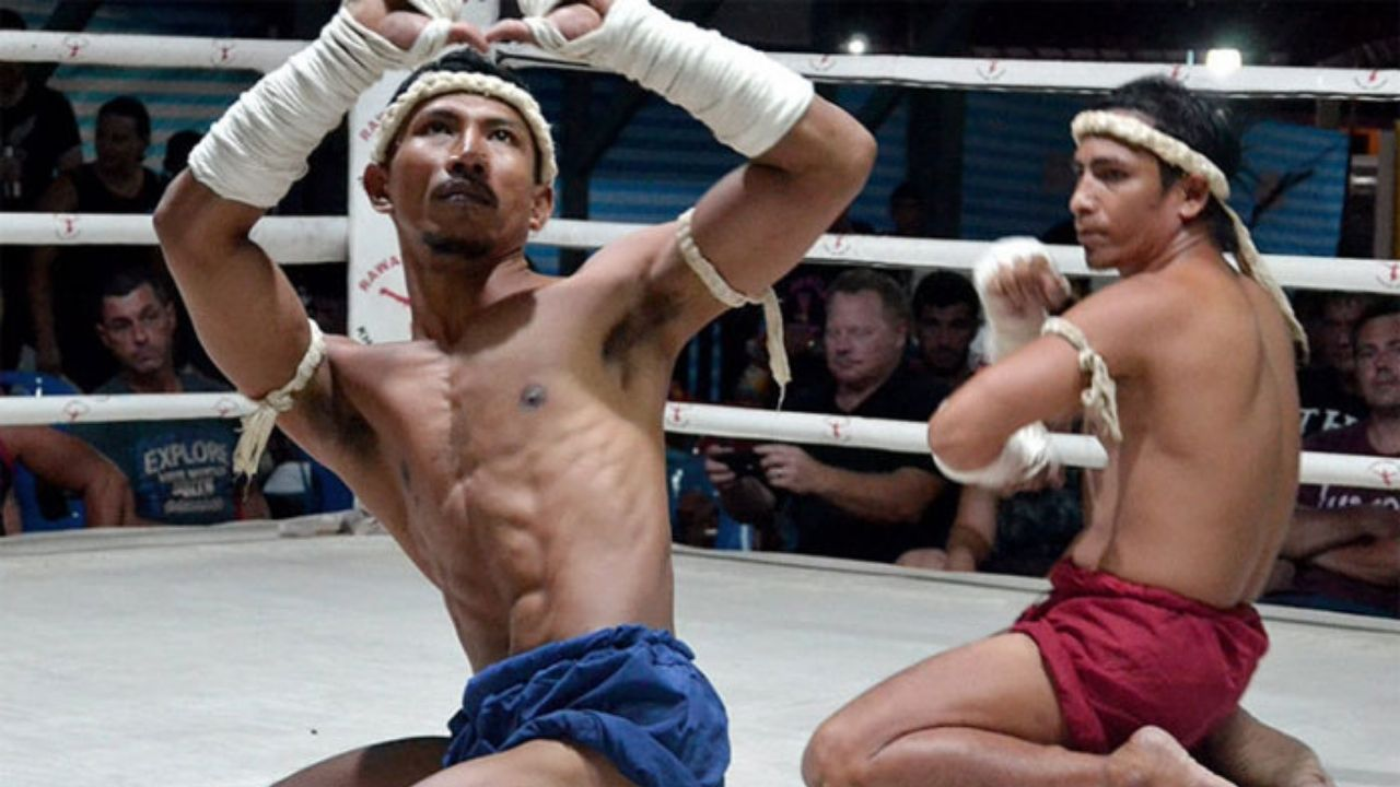How old is muay thai