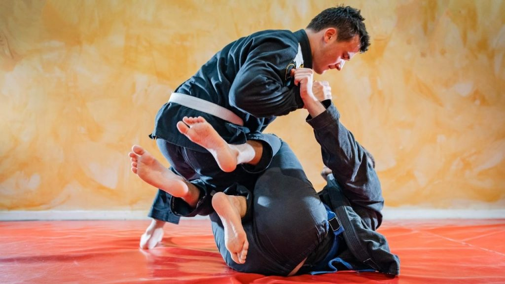 bjj for weight loss